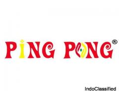 Ping Pong | One of the Best Preschool in Haridwar