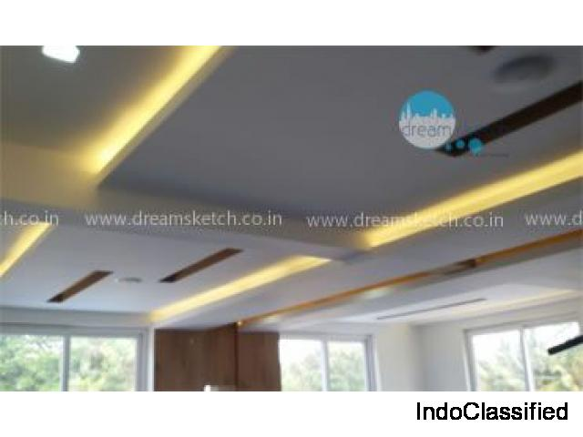 False Ceiling in Coimbatore - Dream Sketch