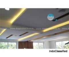 False Ceiling in Coimbatore - Dream Sketch