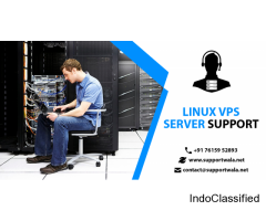 Linux VPS Server Support