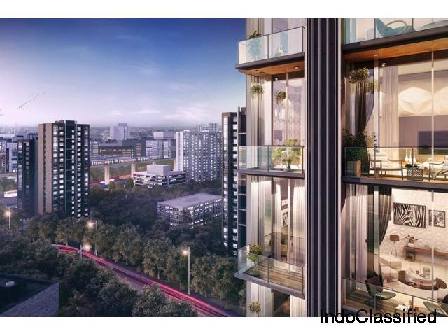 Platinum Towers in Gurgaon, MG Road