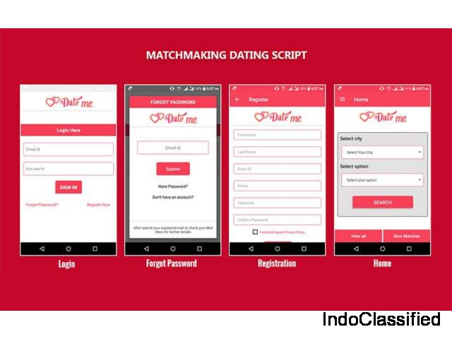 Social matchmaking