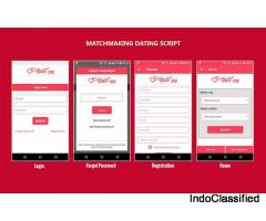 Social Dating Android App - Matchmaking Dating Android Application