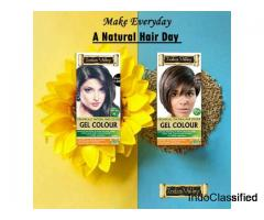 Organic Hair Color dye for Natural hair coloring
