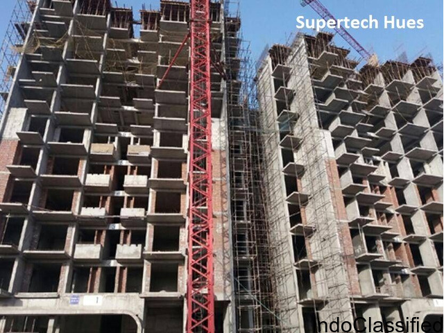 Supertech Hues 2-3 BHK Sector 68 Gurgaon