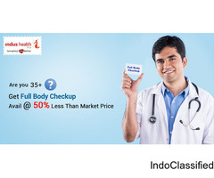 Book Full Body Checkup Today and Get up to 50% Off On Total 60 Tests