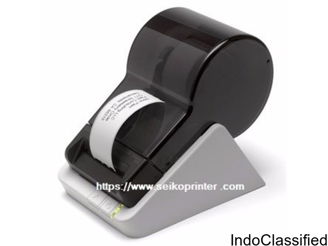 Seiko Instruments SLP620 / SLP650 Direct Thermal Printer