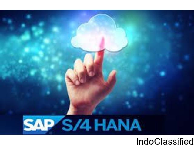 Get your dream job on SAP S4 HANA