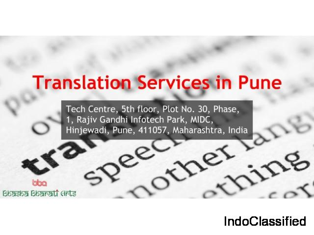 Bhasha Bharati -Translation and Interpretation Services in Pune