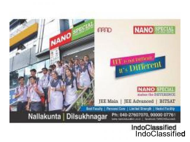 Best IIT Coaching In Hyderabad-NANO IIT ACADEMY