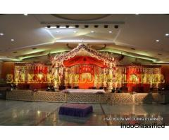 Wedding Planners and Wedding mandap decorators in Hyderabad