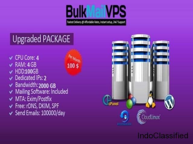 SMTP Service Quality SMTP Server For Email Marketing