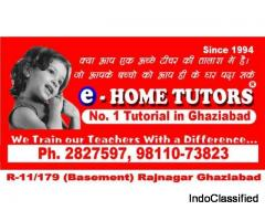 Home tutors in ghaziabad