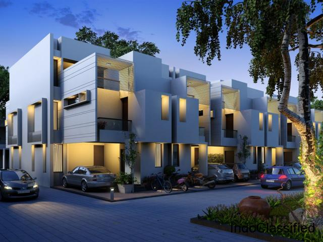 Choose The Best! 5 Bhk Duplex in Ahmedabad for Sale at The Bungalows