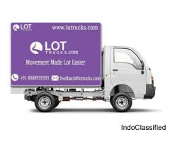 Hire Mini Truck for Rent – Lotrucks.com