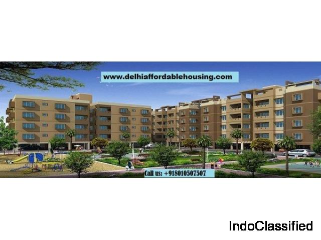 Get Affordable Homes Under Delhi Housing Scheme
