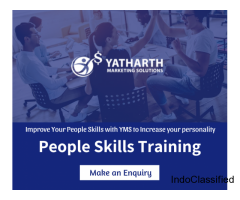 Effective people skills training at Yatharth Marketing Solutions | India