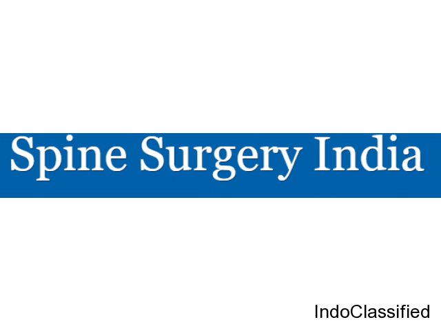 Lumbar spine surgery in india