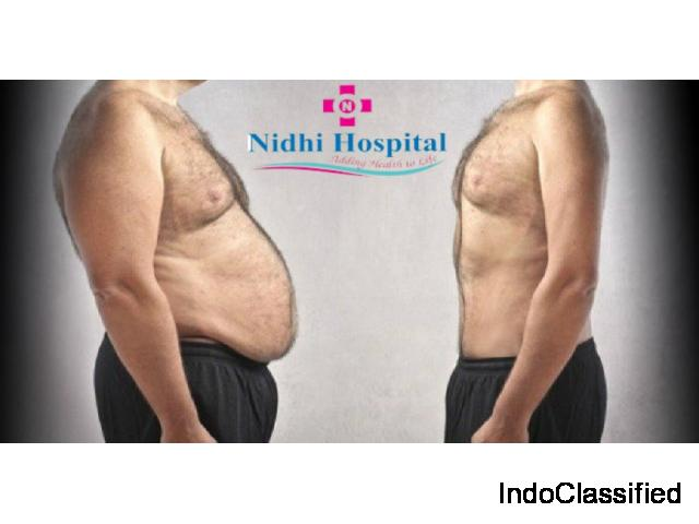 Weight Loss surgery in India | Nidhi Multispeciality Hospital