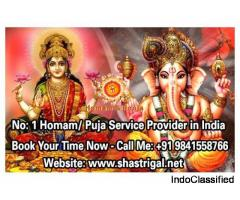 Pooja & Homam Services in Chennai – Shastrigal.net