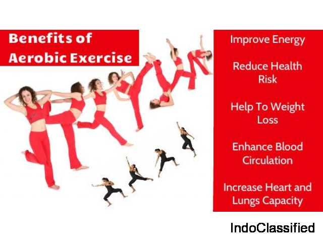 Aerobic Exercise For Your Fitness And Weight Loss