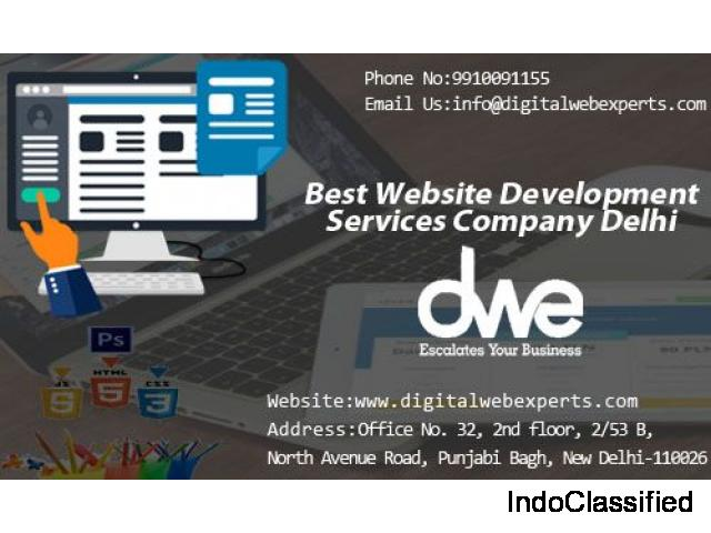 Best Website Development Services Company Delhi
