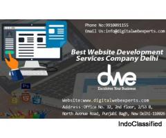 Best Website Development Services Company Delhi