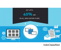 Get UPTO 40% OF on all Web Hosting Plans @ Hostjinni.com