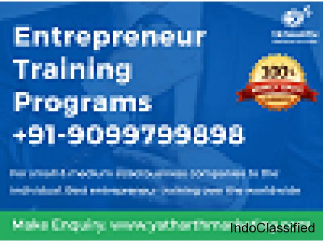 Entrepreneur Training Programs in India at Yatharth Marketing Solutions