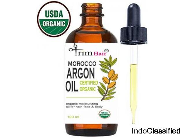 Morocco Argan Oil-Hair Intensive Repair & Revitalize