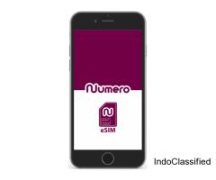 Virtual Phone Numbers, VoIP App at Numero.global