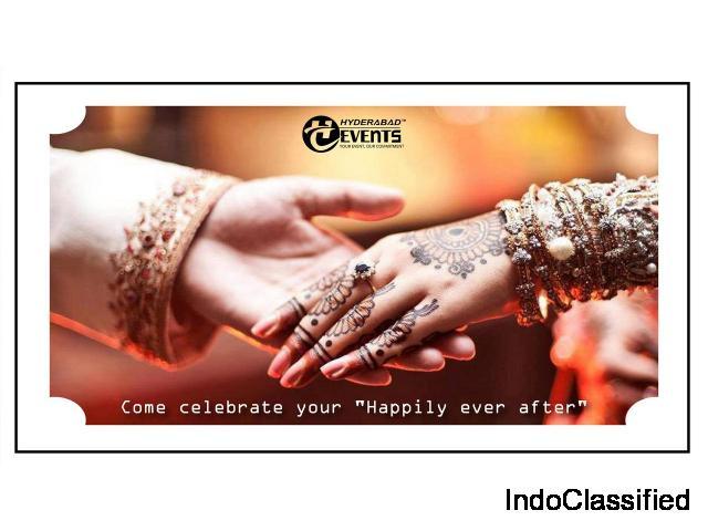 Best wedding planners in Hyderabad | wedding decors in Hyderabad