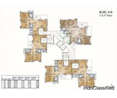 Economic BHK Flats By Oberoi Pokhran Road 2