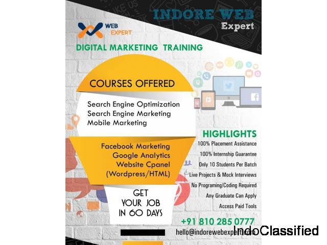 Best Digital Marketing Training Institute at Ranchi