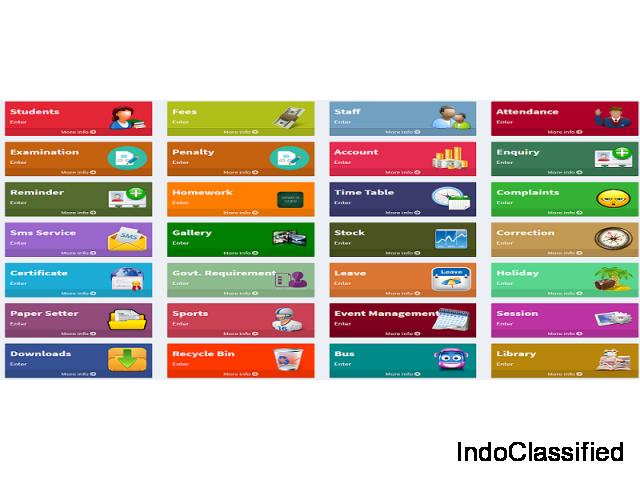 School erp, school erp software, school management, school management software