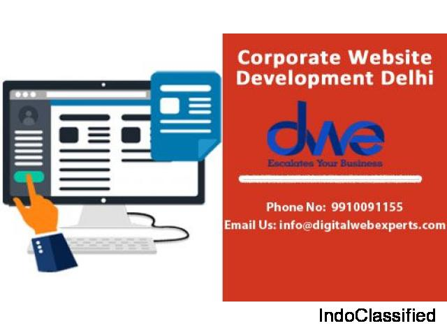 Corporate Website Development Delhi