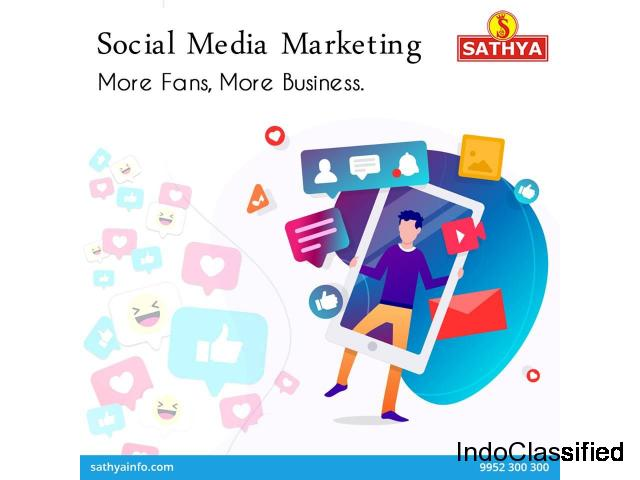 Social Media Marketing Company India - Sathya Technosoft
