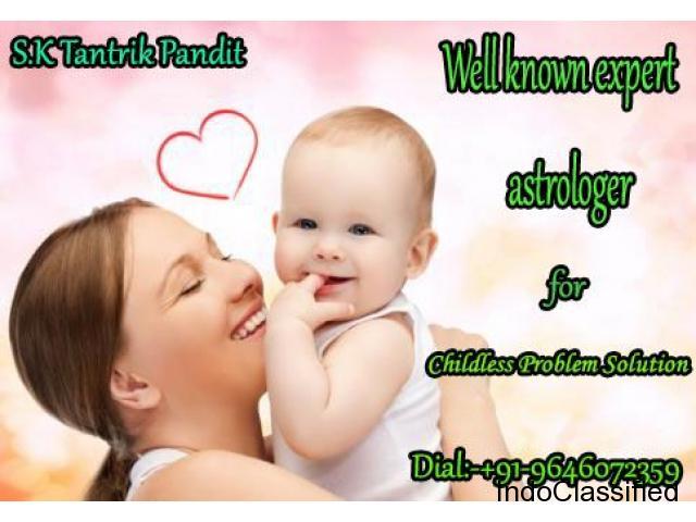 Childless problems solution by famous Astrologer S.K Tantrik