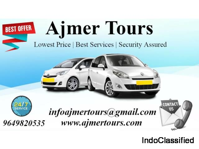Ajmer Tours,  Ajmer Tour Packages, Ajmer Pushkar Tour , Ajmer Taxi Services