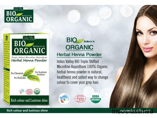 Buy Natural and herbal Hair color Products