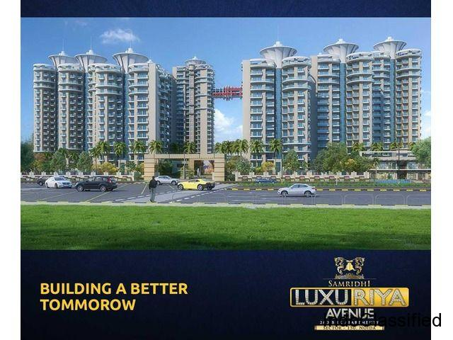 Buy best flat in Noida, starting price-Rs. 45.90lacs*