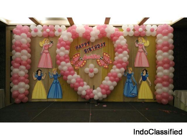 Birthday Party organizers in Hyderabad | Best birthday events planners