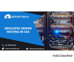 Choosing an Excellent Dedicated Server in USA for Your Business