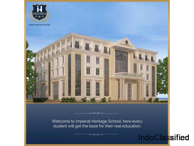 Nursery Class to High School in Gurgaon at Imperial Heritage School