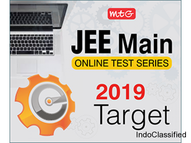 Online Mock Test Series for JEE Main Competitive Entrance Exam