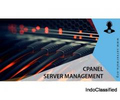 Needs of CPanel Server Management to your Servers