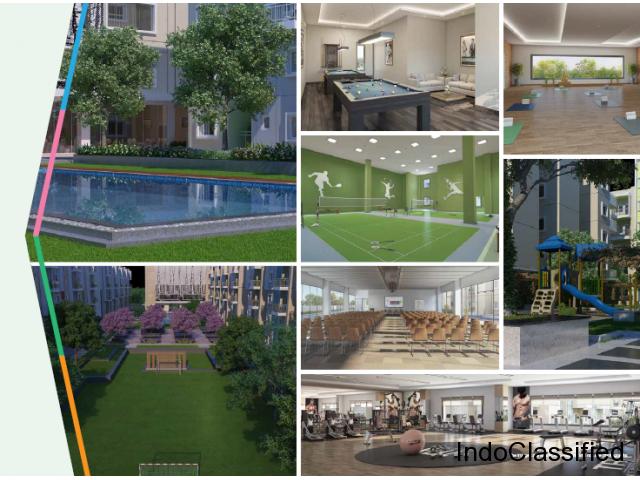 3 BHK Studio Apartments For Sale In vaishnavi Serene