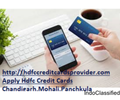 Call 9464891477 HDFC Bank Credit Cards  in Chandigarh