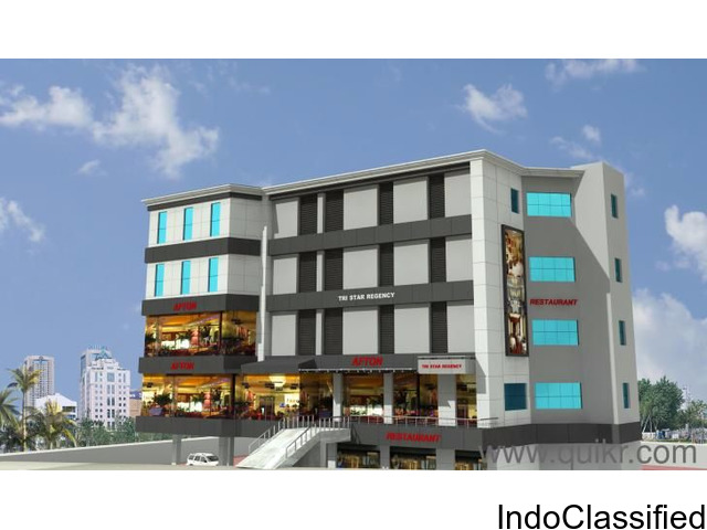 Furnished Ac Office at the Heart of Kochi Near  Kadavanthra Metro Station, SA Road