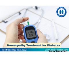 Homeopathy Treatment for Diabetes in Aminjikarai